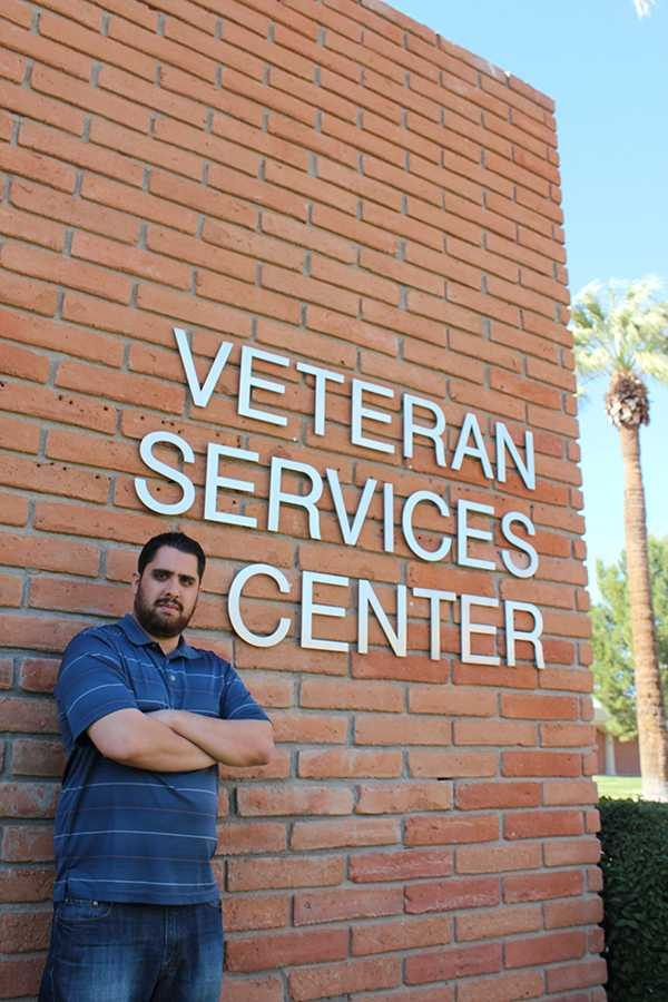 Students, faculty excited for new Veterans Services Center