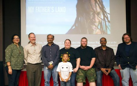 Amnesty International kick off 2016 film series