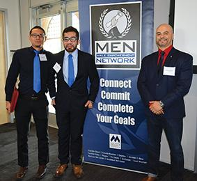 M.E.N.'s district conference teaches  students strategies to achieve goals