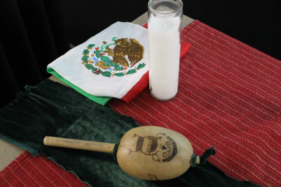 Student Life celebrates the Aztec roots of Hispanic Heritage