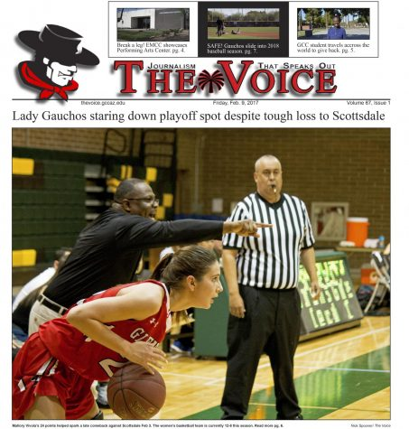 The Voice Volume 69 Issue 1