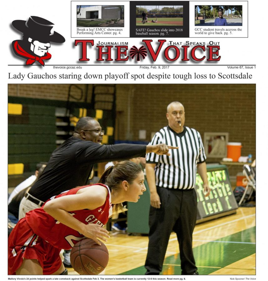The Voice Volume 67 Issue 1