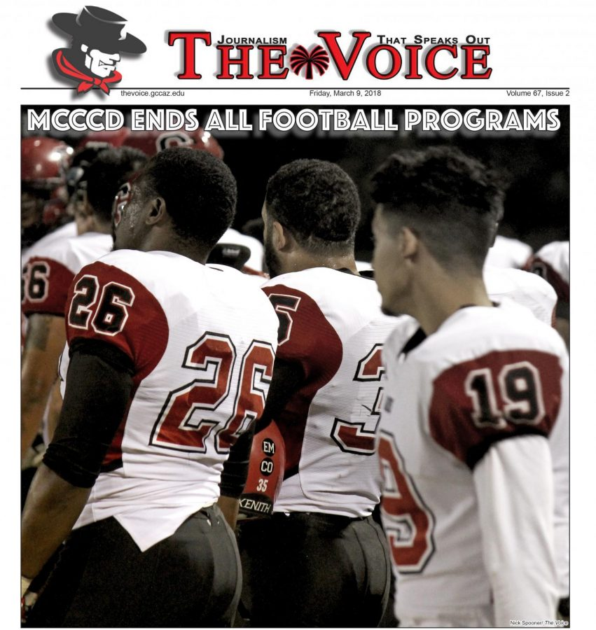 The Voice Volume 67 Issue 2