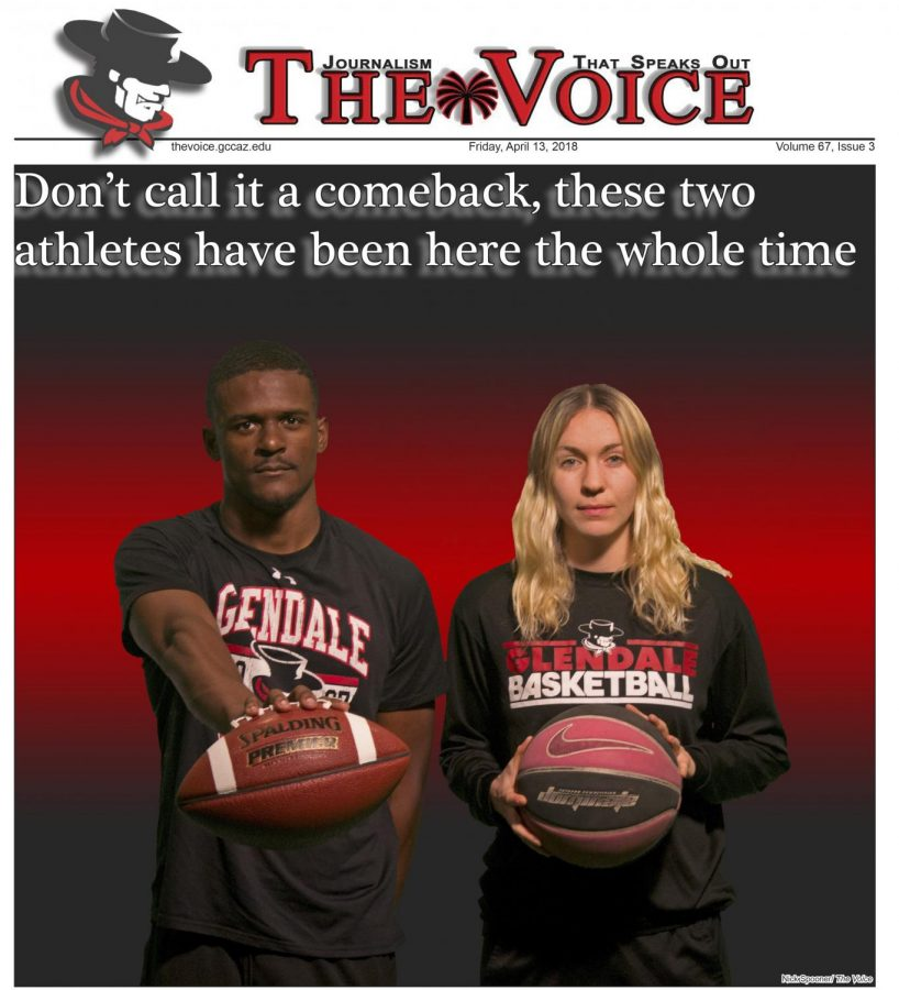 The Voice Volume 67 Issue 3