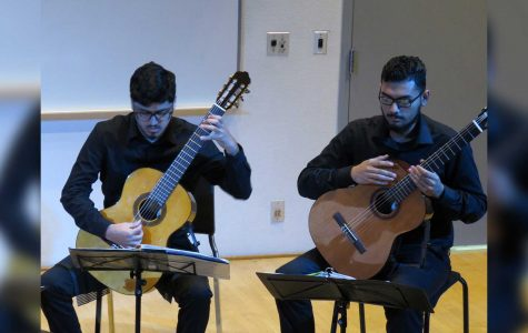 GCC guitar ensemble prepares for concert season