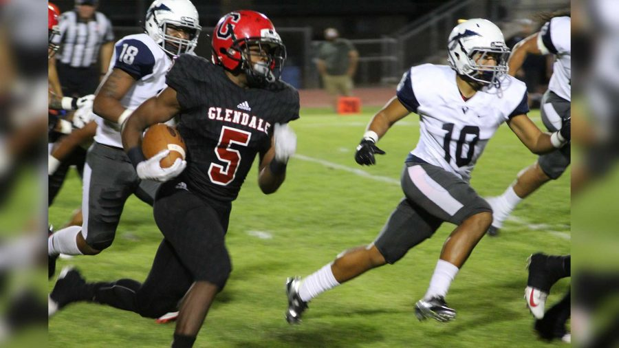 Photo Gallery: GCC vs Pima Sept. 15