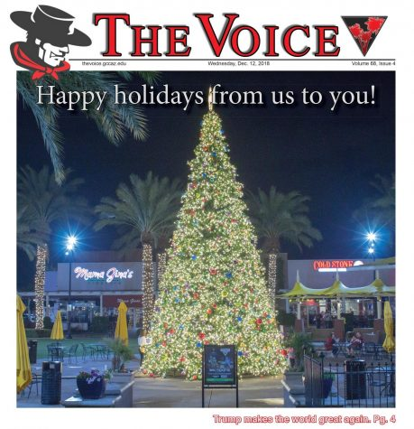 The Voice Volume 68 Issue 4