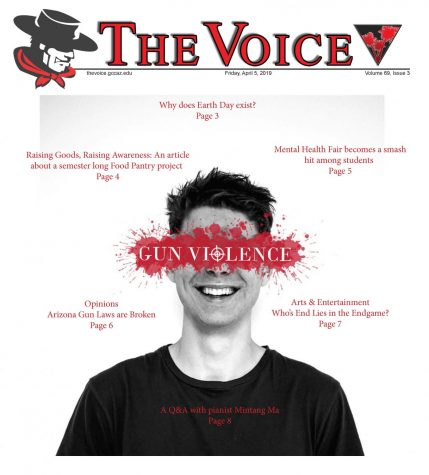 The Voice Volume 69 Issue 3
