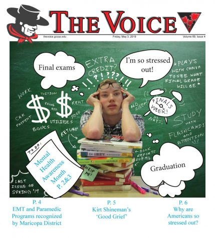 The Voice Volume 68 Issue 2