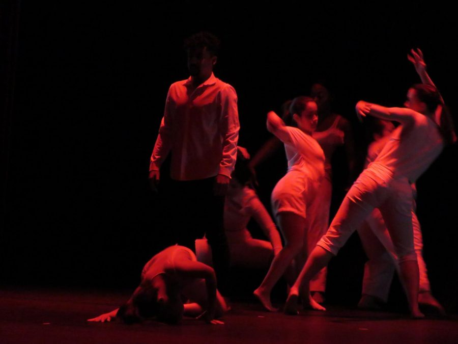 GCC dance presents 'Human'