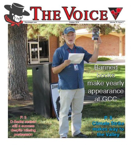 The Voice Volume 70 Issue 2