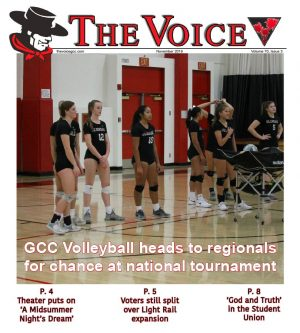 The Voice Volume 70 Issue 3