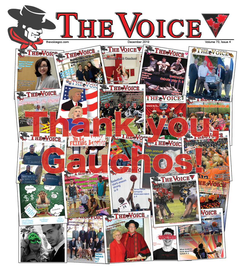 The Voice Volume 70 Issue 4