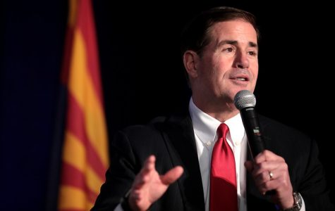 Governor Ducey issues Stay-at-home order for Arizona