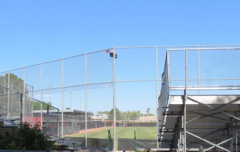 The Glendale Gauchos baseball field sits empty after spring competition was cancelled by the NJCAA due to the COVID-19 pandemic. (The Voice/Michael Manny).