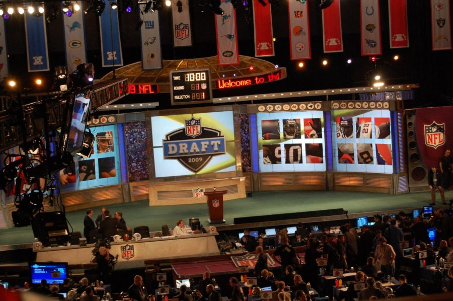 The 2020 NFL Draft, originally scheduled to be held in Las Vegas, will be entirely digital for the first time.